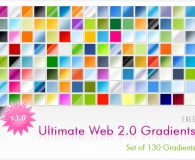 Ultimate web 2.0 gradients