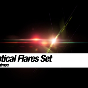 Optical Flares Set