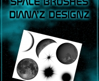 Space Brushes
