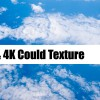 HD & 4K Cloud and Sky Texture