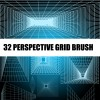 32 PERSPECTIVE GRID BRUSH