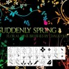 Suddenly Spring Ps Brushes
