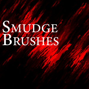 Smudge Brushes Pack