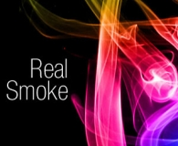Set of Real Smoke