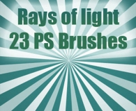 12 Free Rays of Light