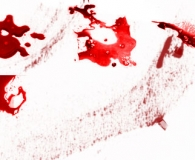 Blood photoshop Brush