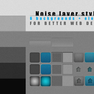 Noise Layer Styles