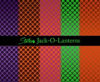 Lantern pattern backgrounds