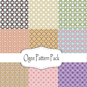 Ogee patterns