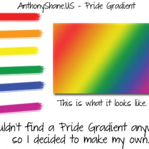 Gay admiration gradient