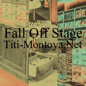 Fall off stage