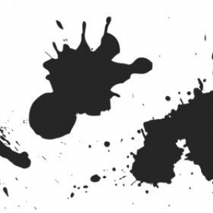Free paint splatter Photoshop Brushes - Free Brushes,Textures, PSDs