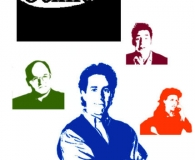 Seinfeld tv brushes