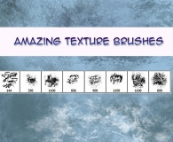 Astounding texture brushes