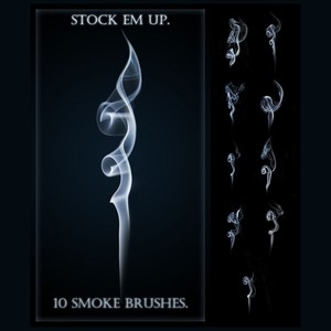 10 smoke brushes