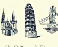 Architectural Masterpiece brushes