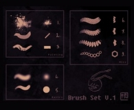 Useful various brushes