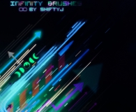 Infinity brush pack