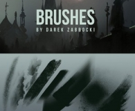 Collection of Diverse Brushes