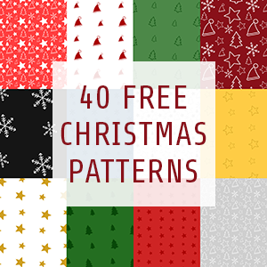 40 free christmas patterns